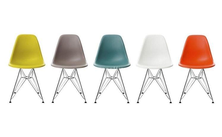 ghế nhựa chân kiềng sắt KS01