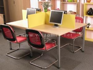 Sản xuất bàn ghế văn phòng , ghế văn phòng , bàn văn phòng , bàn họp , bàn giám đốc , bàn nhân viên - 13