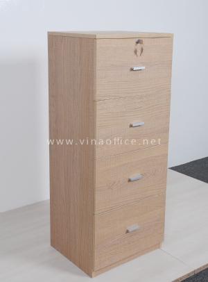 tủ lưu trữ hồ sơ 4 ngăn TK03